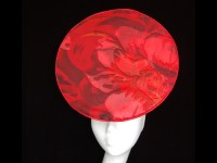Fiona Mangan Millinery Sheraton Rose